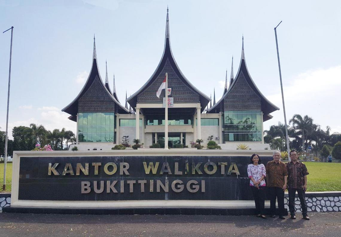 Rise S Fourth Learning Laboratory Bukittinggi Program Rise Di Indonesia