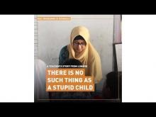 """Embedded thumbnail for A Teacher's Story: """"There is no such thing as a stupid child"""""""