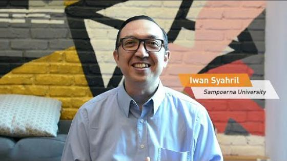 Embedded thumbnail for The Importance of Capacity Building for Teachers - Iwan Syahril