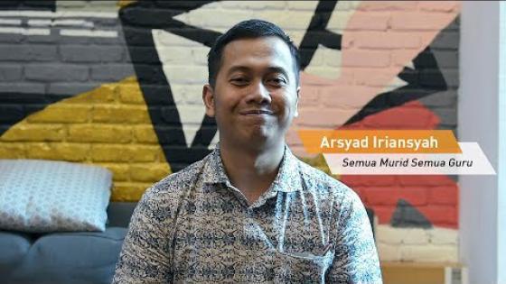 Embedded thumbnail for Perkuat Kolaborasi Pendidikan - Arsyad Iriansyah