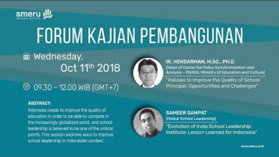 Embedded thumbnail for Kualitas Pendidikan di Indonesia