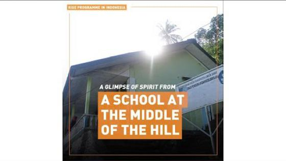 Embedded thumbnail for A Sliver of Hope from the School at the Hillside