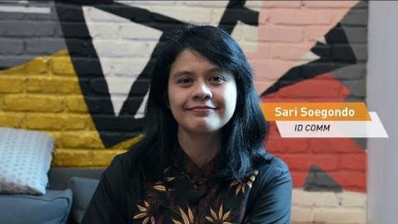 Embedded thumbnail for Hope for Education in Indonesia - Sari Soegondo