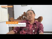 Embedded thumbnail for The Role of Research in Accelerating the Basic Education Development in Kebumen - The Head of Education Agency, Kebumen District